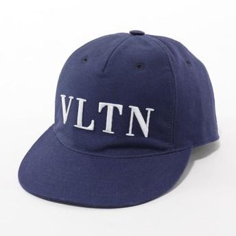 VALENTINO ヴァレンティノ QY2H0A08 KQY 立体ロゴ刺繍 ベースボールキャップ 帽子 M30 メンズ