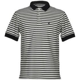 《期間限定セール開催中!》PRINGLE OF SCOTLAND メンズ ポロシャツ ホワイト S コットン 100%