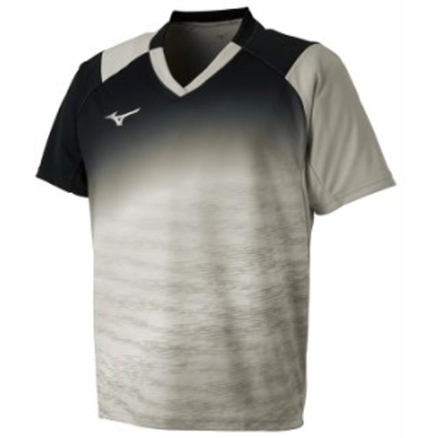 メール便対応 ミズノ 卓球 ゲームシャツ メンズ レディース 82JA800204