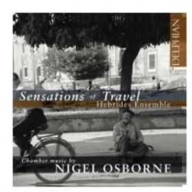 オズボーン、ナイジェル(1948-) / 室内楽作品集 ヘブリディーズ・アンサンブル 輸入盤 〔CD〕