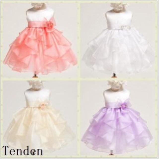 ed1c918d5ced2 新生児 セレモニードレス ベビードレス フォーマル 出産祝い 赤ちゃんドレス キッズ 子ども 結婚式 ワンピース 女の子