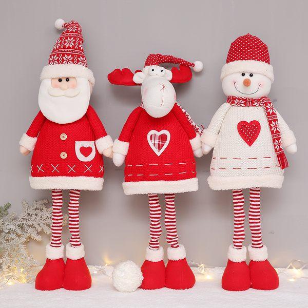 聖誕禮品99 聖誕樹裝飾品 禮品派對 聖誕裝飾伸縮娃娃