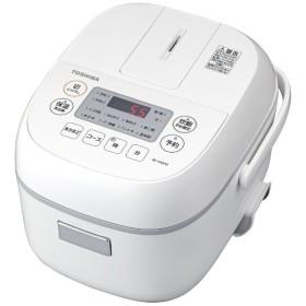RC-5MFM-W 炊飯器 ホワイト [3合 /マイコン]