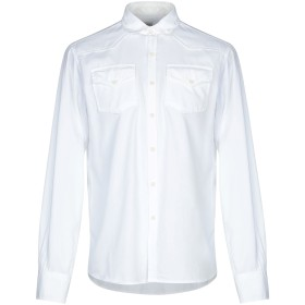 《期間限定 セール開催中》AUTHENTIC ORIGINAL VINTAGE STYLE メンズ シャツ ホワイト M コットン 100%