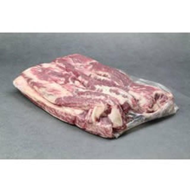 【業務用】中落ちカルビ原木1.1~1.2kg台 カルビ 焼肉 焼き肉 バーベキュー 肉 BBQ