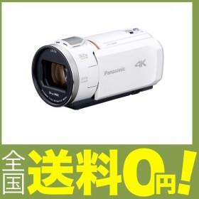 パナソニック 4K ビデオカメラ VZX1M 64GB あとから補正 ホワイト HC-VZX1M-W