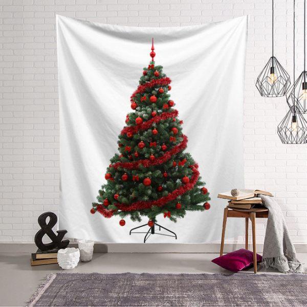 聖誕禮品93 聖誕樹裝飾品 禮品派對 裝飾 聖誕掛布