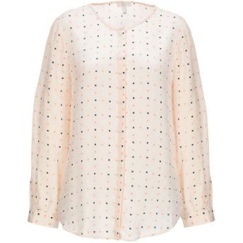 《セール開催中》JOIE レディース シャツ ライトピンク XS シルク 100%