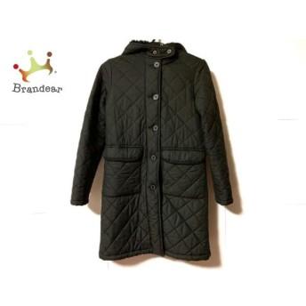 マッキントッシュ MACKINTOSH コート サイズ34 S レディース 黒 冬物/キルティング スペシャル特価 20190323