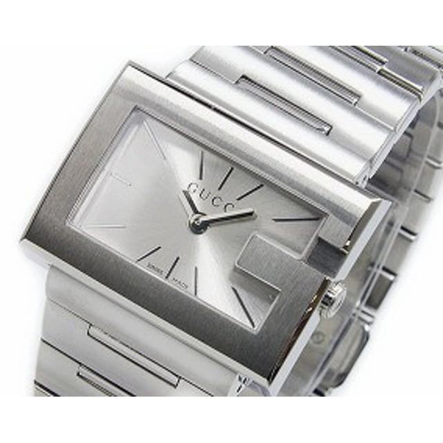 1725117a8f グッチ 腕時計 レディース GUCCI 時計 Gレクタングル シルバー 人気 ブランド 女性 ギフト クリスマス プレゼント