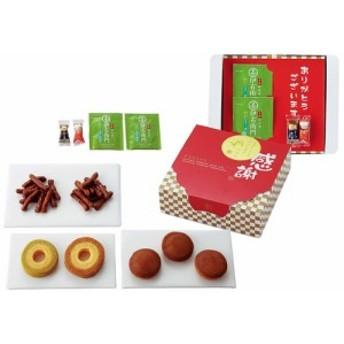 【引き菓子・内祝い・ギフト】 和ぼんぬ感謝の詰め合わせA 2層ミニバウム苺のどら焼きセッ