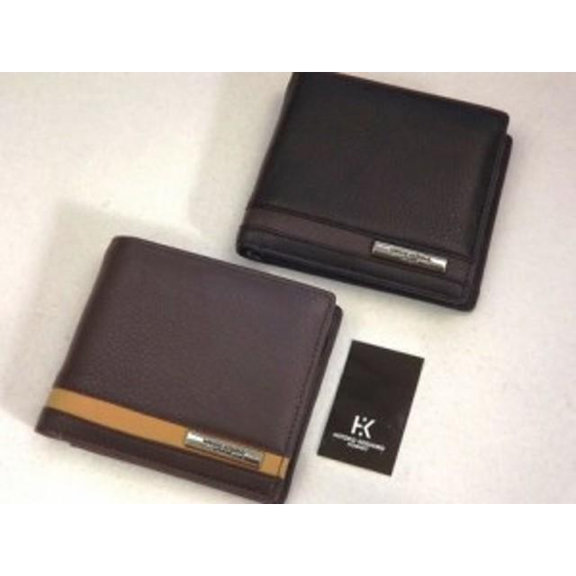 851e087845cb 長財布 メンズ 小物 Hiroko Koshino コシノヒロコ 2つ折り 財布 メンズ財布 ウォレット 札入れ 小銭入れ