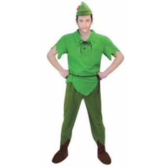 大人 ピーターパン ピーターパン ティンカーベル ディズニー キャラクター コスプレ コスチューム 仮装 ハロウ