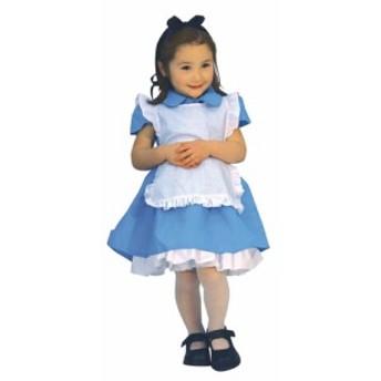 子ども用アリスTod ハロウィン 仮装 コスチューム 衣装 chara キッズ 不思議の国のアリス