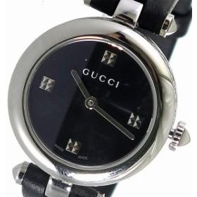 85858c0b81 グッチ 腕時計 レディース GUCCI 時計 ディアマンティッシマ ブラック 黒 人気 ブランド 女性 ギフト クリスマス プレゼント