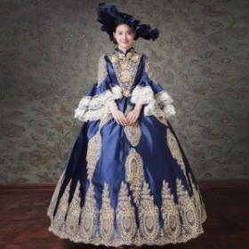 ロングドレス 演奏会 ドレス 大人 ピアノ 発表会 貴族 ドレス ロングドレス 演奏会 袖付き 大きいサイズ お姫様 カラードレス