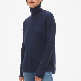 Gap コージー タートルネック チュニックセーター