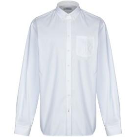 《セール開催中》JOSEPH メンズ シャツ ホワイト 43 コットン 100%