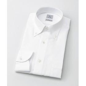 <CHOYAシャツメーカー/CHOYA SHIRT MAKER> 長袖白ドビーシャツ(CID801-200) 200シロ 【三越・伊勢丹/公式】