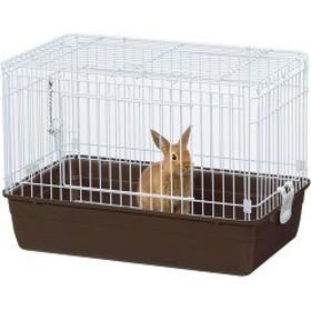 マルカン うさぎが上手に飼えるリビングルーム Mサイズ(1コ入)[小動物ケージ・ハウス・かご]
