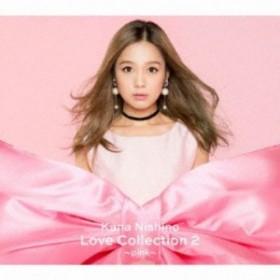 <CD> 西野カナ / Love Collection 2 ~pink~(初回生産限定盤)(DVD付)