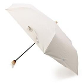 グローブ(grove)/サマーモチーフ折り畳み傘(晴雨兼用)
