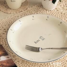 パスタ皿 カフェ風食器 ビストロ パスタプレート キッチン雑貨