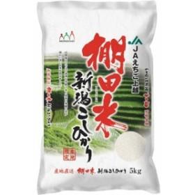 平成30年度産 新潟産コシヒカリ 棚田米(5kg)[精米]
