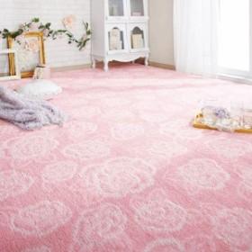 江戸間3畳 カーペット ラグ お買得!選べるはっ水加工タフトカーペット