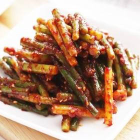 『自家製』にんにくの芽キムチ(250g) おかず 惣菜 韓国おかず 韓国キムチ 韓国料理
