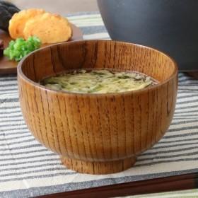 どんぶり 木製 500ml 栗 布袋丼 ミニどんぶり 天然木 食器 ( お椀 椀 丼 丼ぶり 器 うつわ 漆塗り )