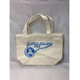 パンナム PANAM   Easy Bag / S ホワイト(PA-EBS1:WH)アメリカ雑貨 アメ雑 アメリカン雑貨