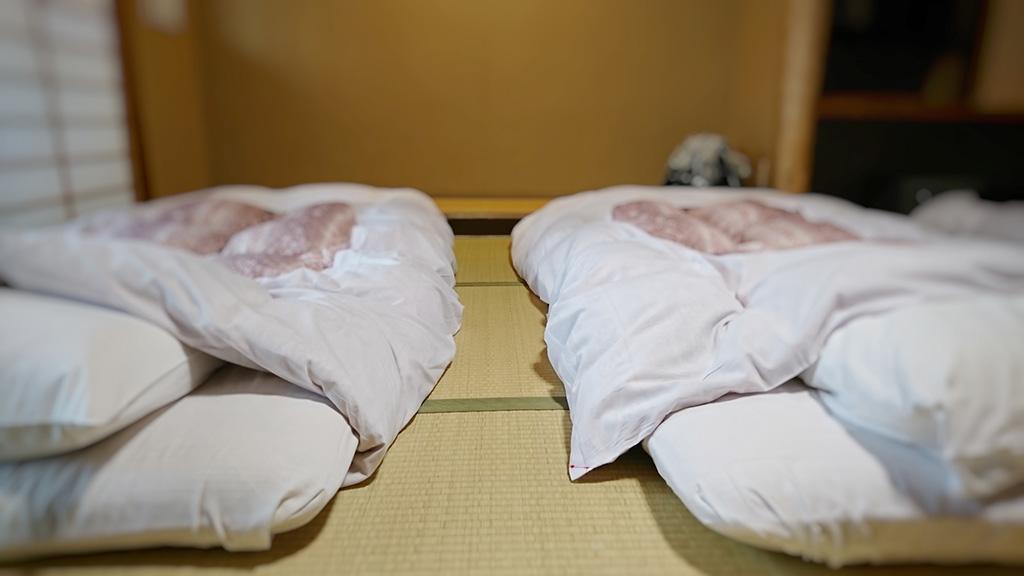 和室と敷き布団