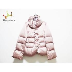 トゥービーシック TO BE CHIC ダウンジャケット サイズ40 M レディース ピンク 冬物    値下げ 20190307【人気】