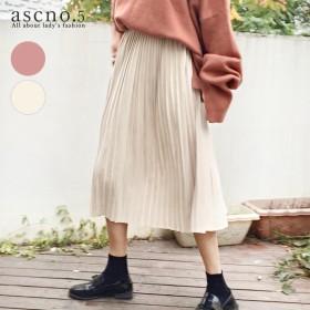【メール便】ボトムス スカート プリーツスカート カジュアル シンプル 韓国ファッション かわいい オシャレ おしゃれ お出掛け デート