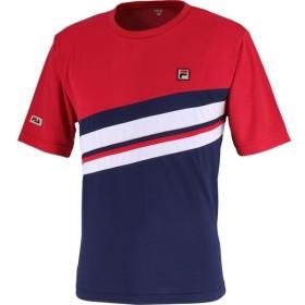 FILA(フィラ) ゲームシャツ VM5388 フィラレッド