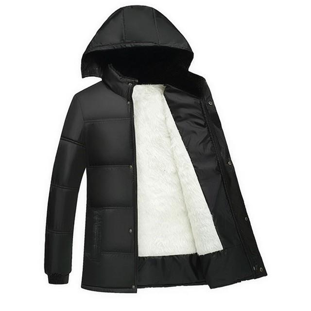 送料無料 ジャケット メンズ ミリタリージャケット ブルゾン アウター ジャンパー 裏ボア 防寒 アメカジ