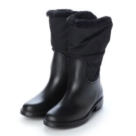 ノイエ マルシェ neue marche 防寒ブーツ/874 (ブラック)