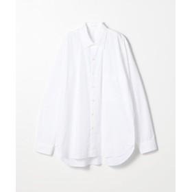 トゥモローランド 160/2コットンブロード レギュラーカラーシャツ メンズ 11ホワイト 48 【TOMORROWLAND】