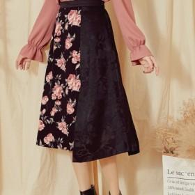 5f347a3e9c325 黒背中の開いた高級な絹のような濃い袖のベストドレス、ドレス、秋と冬の ...