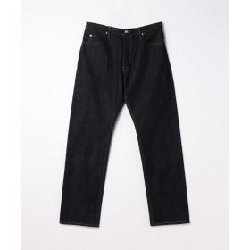トゥモローランド インディゴデニム 5ポケットパンツ メンズ 69ネイビー 48 【TOMORROWLAND】