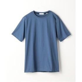 トゥモローランド スヴィンジャージー クルーネックTシャツ メンズ 65ブルー L 【TOMORROWLAND】
