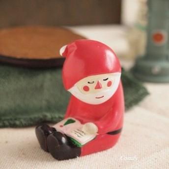 デコレ コンコンブル まったりマスコット クリスマス雑貨 うとうと Holy night サンタ