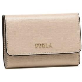 「P10%還元 9/16 20~24時マデ」 フルラ 折財布 レディース FURLA 992591 PR76 B30 TUK ベージュ