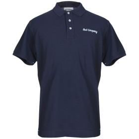 《期間限定セール中》BEST COMPANY メンズ ポロシャツ ダークブルー S コットン 100%