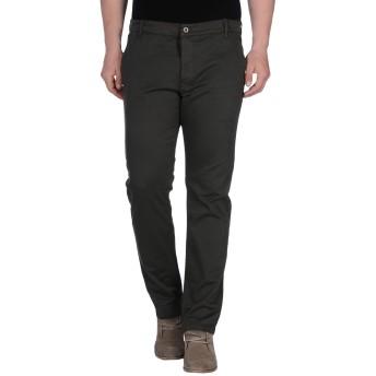 《期間限定セール開催中!》BRIAN DALES メンズ パンツ スチールグレー 30 指定外繊維(紙) 98% / ポリウレタン 2%
