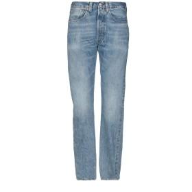 《期間限定 セール開催中》LEVI'S VINTAGE CLOTHING メンズ ジーンズ ブルー 32W-34L コットン 100%