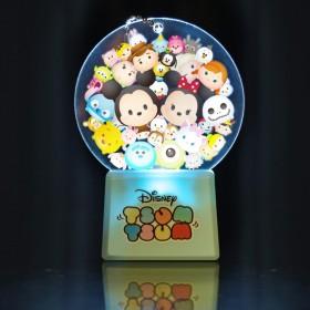 ディズニーツムツム フラッシュキーチェーン【クリアランス】