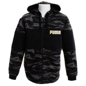 プーマ(PUMA) フードスウェットジャケット 855579 51 BLK (Men's)