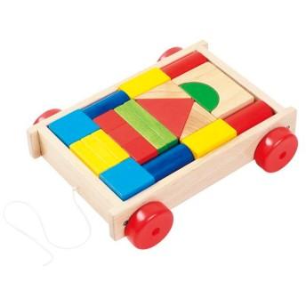 VOILA ベーシックブロックスオンウィールズ S501H おもちゃ